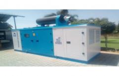 Silent or Soundproof Water Cooling 250 Kva Ashok Leyland Generators, Model Name/Number: Al8ntidg6, 415
