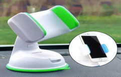 Silicone White Universal Car Mobile Holder, For Cars
