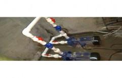 Single Phase Electric Monoblock Pump