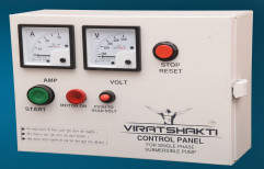 Single Phase Relay Panels Square Meter
