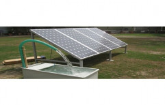 Single Phase Solar Water Pumping System, 0.1 - 1 HP