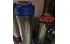 Single Phase SRIMENS Submersible Motors