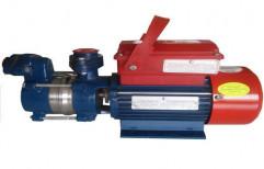 Single Phase Suguna Electric Water Pump, 2 - 5 HP, Agricultural