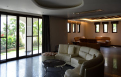SOHOM DECEUNINCK Residential UPVC Sliding Windows, Size: Minimum Width 3 Feet