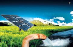 Solar AC Water Pump PMPC1H, Power: 1-25 HP
