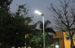 Solar LED All In One Street Lights