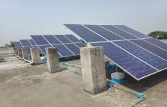 Solar power system, Capacity: 1 Kw