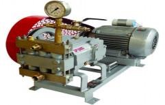 Speed Upto 100kg/cm2 High Pressure Car Washing Pump
