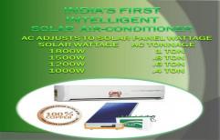 Split Inverter LG Solar Compatible Air Conditioner, Capacity: 1 Ton, 1500