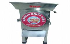 Ss 3 HP Soya Milk Making Machine