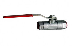 Stainless Steel High Pressure Shah Investment Casting Ball Valve
