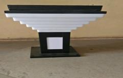 Stainless Steel LED Solar Garden Light, 3 Watt
