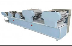 Stainless Steel,Mild Steel 1- Stage Fully Automatic Noodles Making Machine