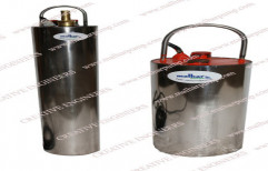 Stainless Steel Solar Submersible Pump, Warranty: 12 Months
