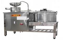 Stainless Steel soya milk making machine, Capacity: 20-200kg/Hr, 220-440v