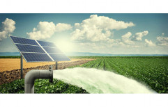 Steel Ac Solar Water Pump, For Commercial, 0.1 - 1 HP