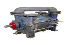 Three Phase ELRC1 Economy Liquid Ring Vacuum Pump, 100 Hp, Max Flow Rate: 9500 M3/Hr