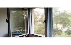 Transparent Plain Sound Proof Window Glass, Thickness: 5-10mm