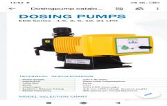 UKL Chemical Dosing Pump, 230 V~ac