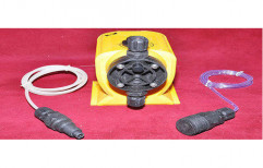 UKL Stainless Steel Dosing Pump, Electric, 0.5 - 1 Hp