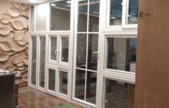UPVC FIX WINDOW
