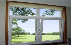 Upvc Tilt Turn Window, 1.5-2.5 Feet