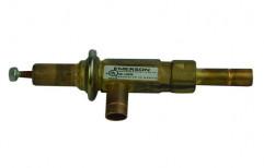 Water Brass Emerson Refrigerant Solenoid Valve, Packaging Type: Box