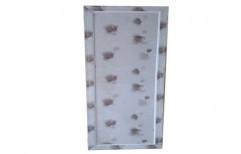 White Printed PVC Door