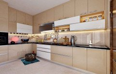 Wooden Modular Kitchen Cabinets, Size/Dimension: Depends