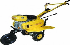 Yellow Kisankraft Power weeder IC-200P for Agriculture