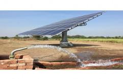 1000feet Solar Water Pump 5Hp, 5 - 27 HP, Model Name/Number: Shree Solaar