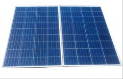 12 V Poly Crystalline Solar Panel