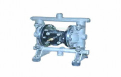 15 Meter Air Operated Double Chemical Process Diaphragm Pump, 40 Lpm, Model Name/Number: Aodd-300