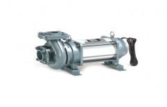 15 to 50 m Single Phase V7 CI Openwell Motor, Model Name/Number: C.i. Alu