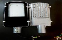 15 Watt Aluminium Solar LED Street Light, IP Rating: 66