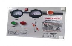 2 Hp Mild Steel Captain Motor Starter, Model Name/Number: Dsp - Em