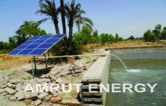 3 Hp DC Solar Pump, For Commercial