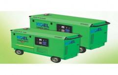 3 KVA Domestic Silent Generator Set, Voltage: 230 V