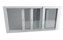 3 Track Aluminium Sliding Window