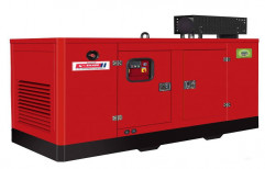 30 Kva To 160 Kva Water Cooling VOLVO EICHER generators, For Commercial, 415 V