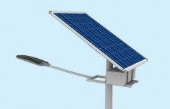 30 W Iron Solar LED Street Light, IP Rating: 40