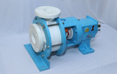 55 Mtr Pp And Pvdf,Ptfe Polypropylene Pumps, Up To 3500 Rpm