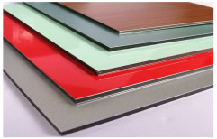 Aludecor Aluminum Composite Panels, Thickness: 3-4mm