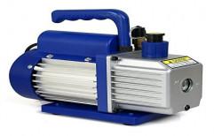 Aluminium Single Phase Rotary Vane Vacuum Pump, 220 - 240 V
