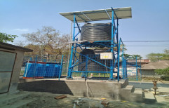 Aluminum 1hp To 10 Hp Solar Pumping System for Agriculture, 220 v Ac