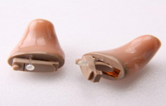 Audio Service Electone Figaro 4 CIC Hearing Aid, In The Canal