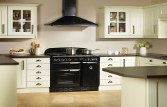 Baffle Modular Kitchen Chimney