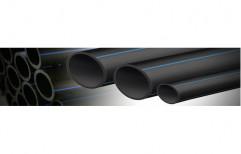 Black HDPE Pipes, Diameter: 16 - 75 mm