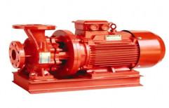 Cast Iron Semi-Automatic Fire Fighting Electric Pump