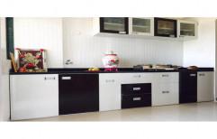 Classic PVC Modular Kitchen